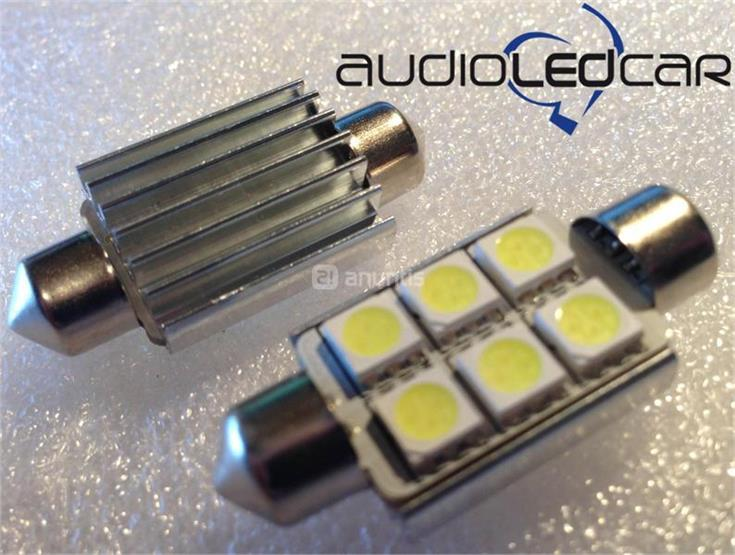 Bombillas LED CANBUS para coche