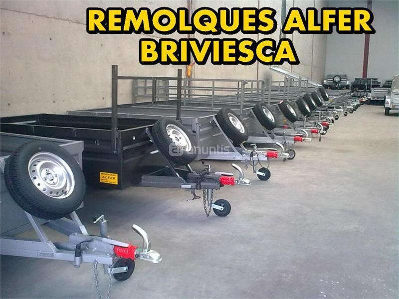 REMOLQUES DE CARGA DE 1 EJE
