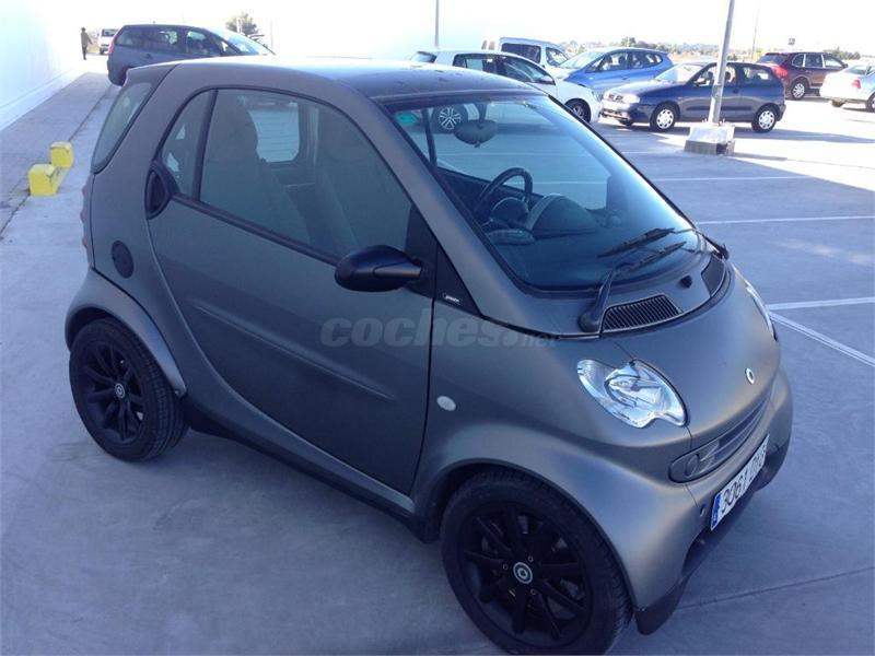 SMART fortwo coupe passion 45 3p.