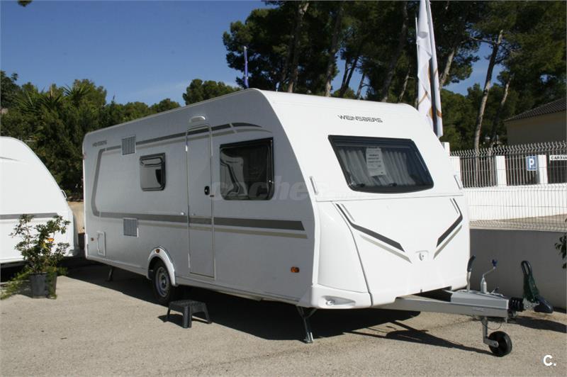 KNAUS - WEINSBERG 550 QDK