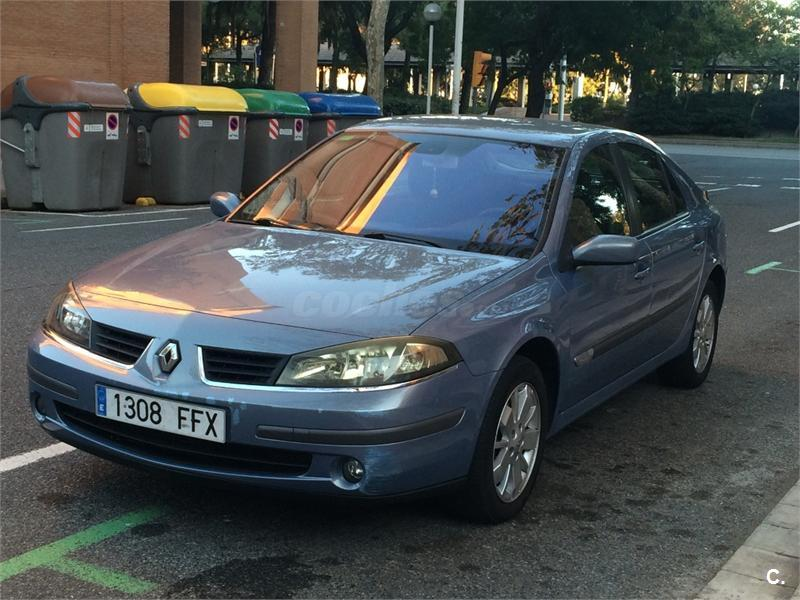 RENAULT Laguna Pack Authentique 1.9dCi 110CV E4 5p.
