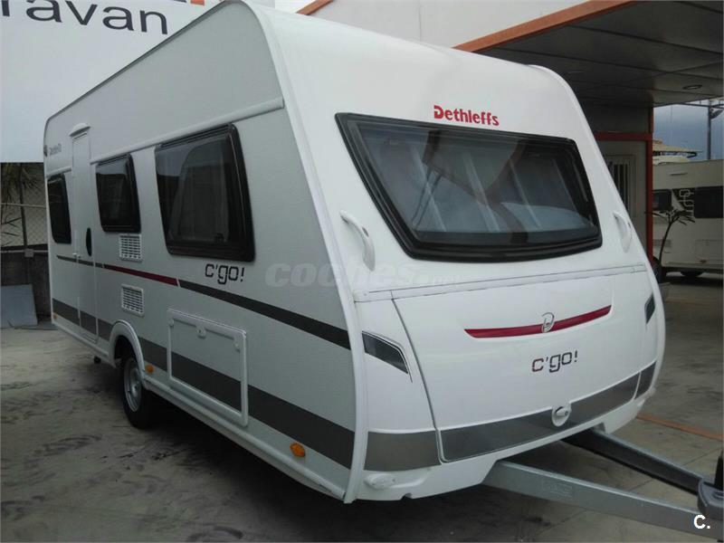 CARAVANA DETHLEFFS C GO 475 EL 3pz