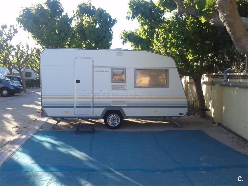 Caravana 4 plazas Knauss Sudwind 395