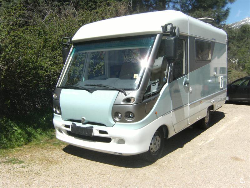 Autocaravana integral Dethleffs Premium Class: