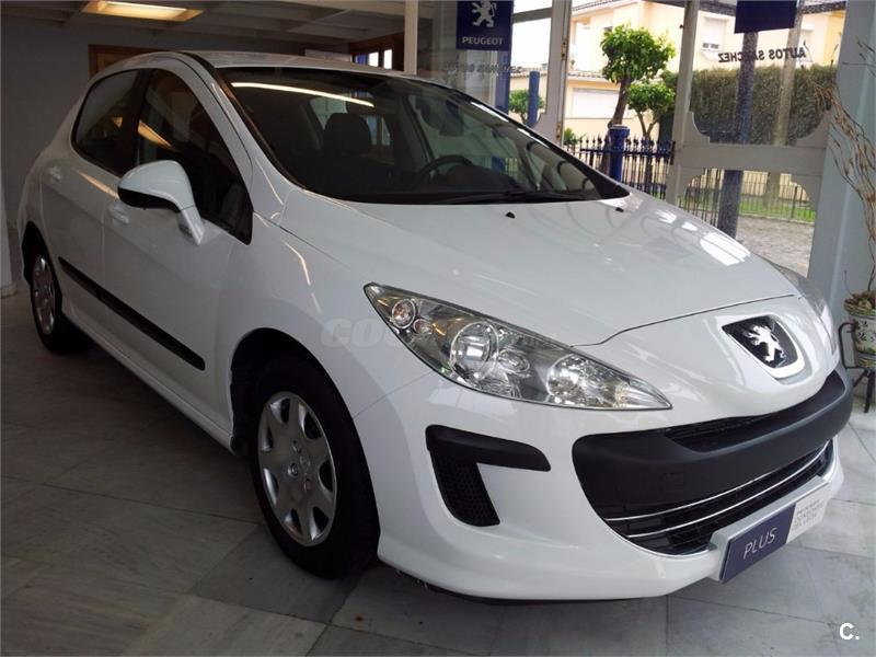 PEUGEOT 308 Business L 1.6 HDI 110 FAP 5 velocidades 5p.