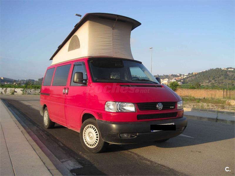 VW California Coach 2.5 TDI 102 CV