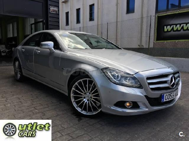 MERCEDES-BENZ Clase CLS CLS 250 CDI BlueEFFICIENCY 4p.