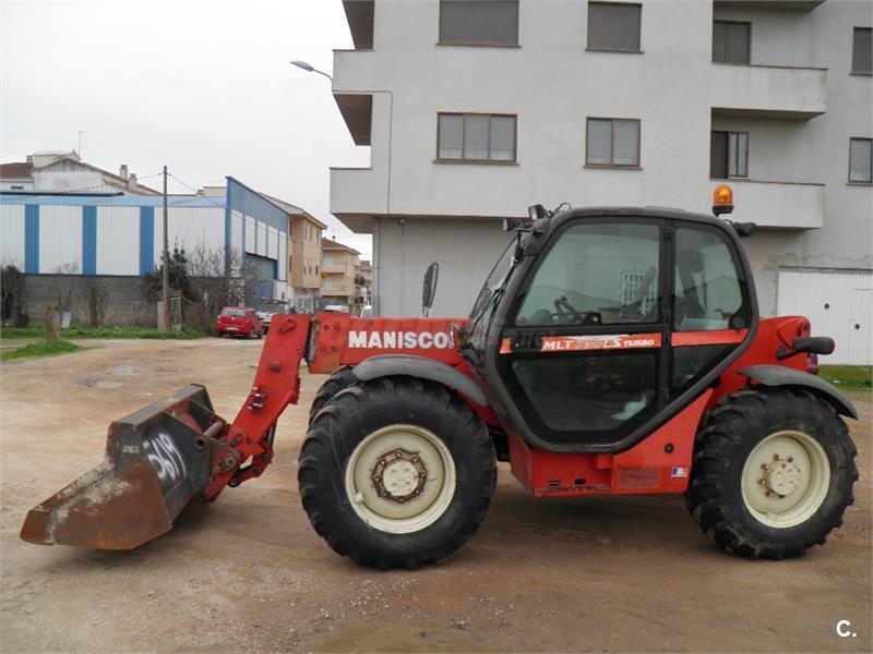 MANITOU MLT 730