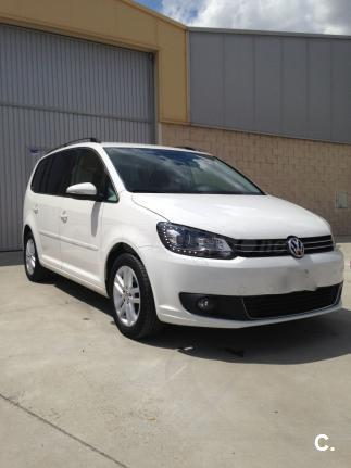 VOLKSWAGEN Touran 2.0 TDI 140cv Advance 5p.