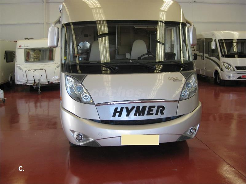hymer b514 sl gold edition