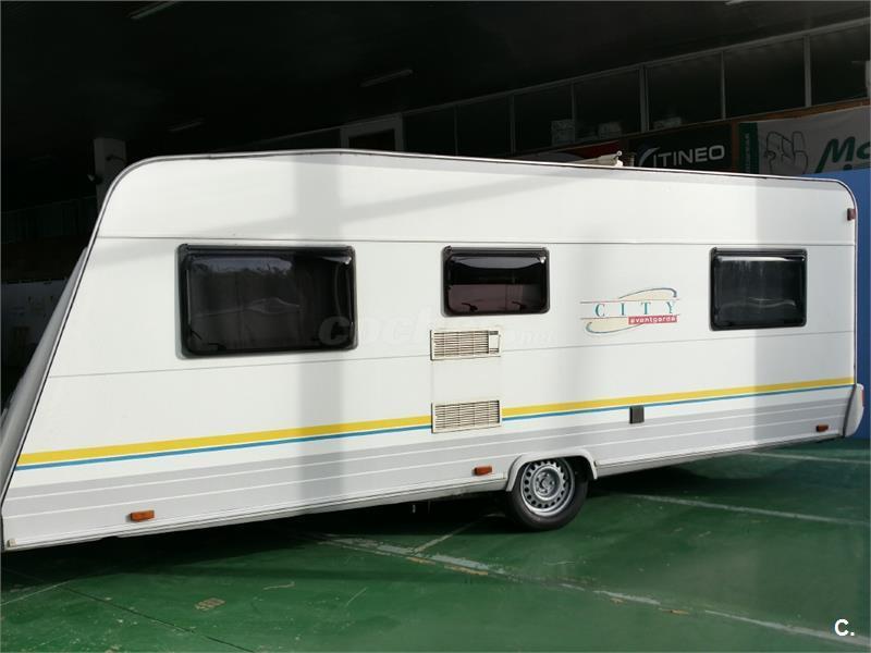Burstner 540 TK