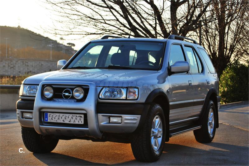 OPEL Frontera 2.2 DTI LIMITED 5p.