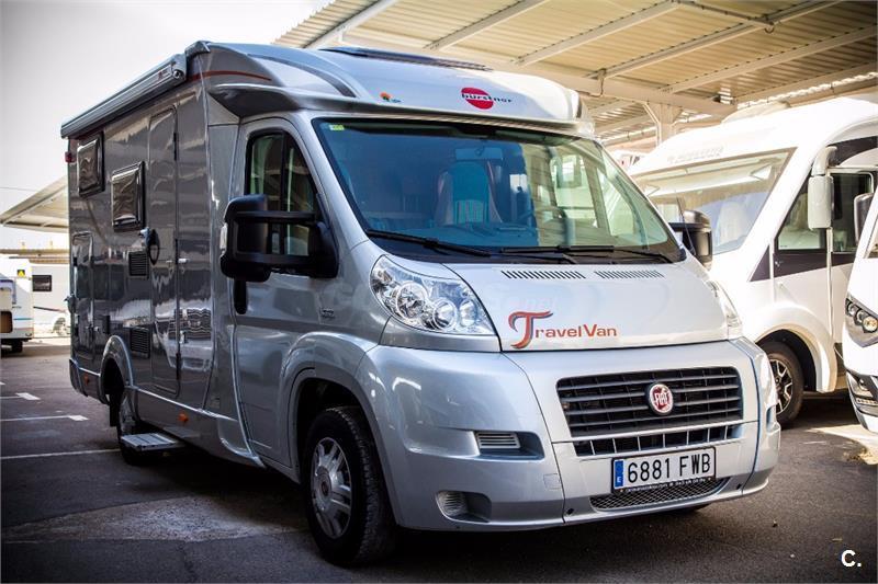 Autocaravana segunda mano Bürstner Travel Van T570