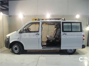 VOLKSWAGEN Transporter Furgon Corto T.Normal 2.0 TDI 140cv 2.8T
