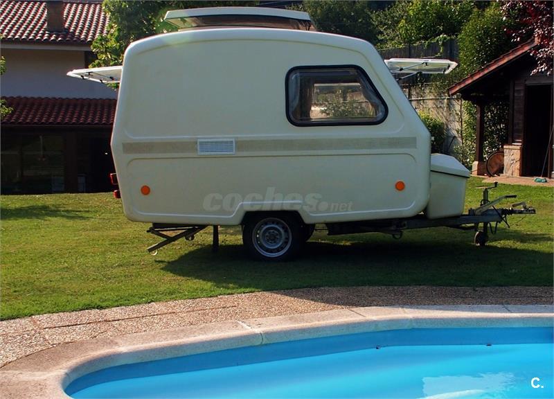 Se vende caravana BF Bambina 126N