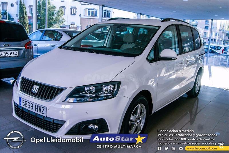 SEAT Alhambra 2.0 TDI 140 CV Ecomotive Style 5p.