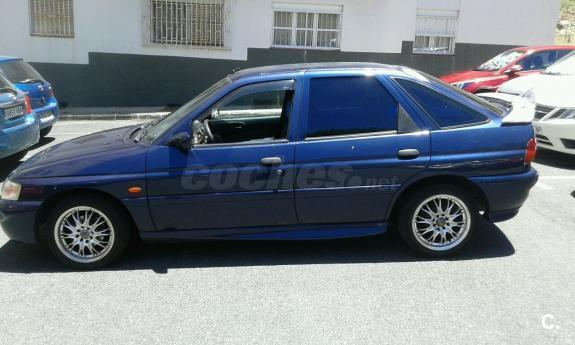 FORD Escort 1.6I ATLANTA GHIA 4p.