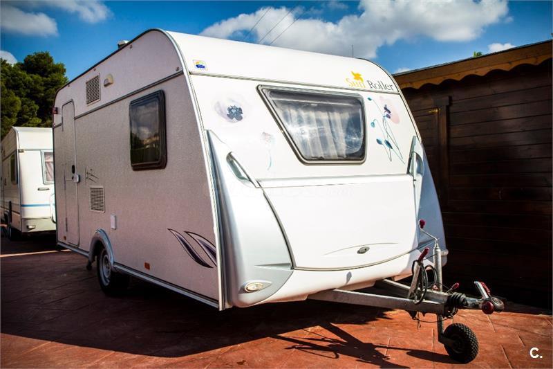 Caravana de segunda mano Sun Roller Jazz 400CP