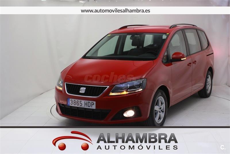 SEAT Alhambra 2.0 TDI 140 CV Ecomotive Style DSG 5p.