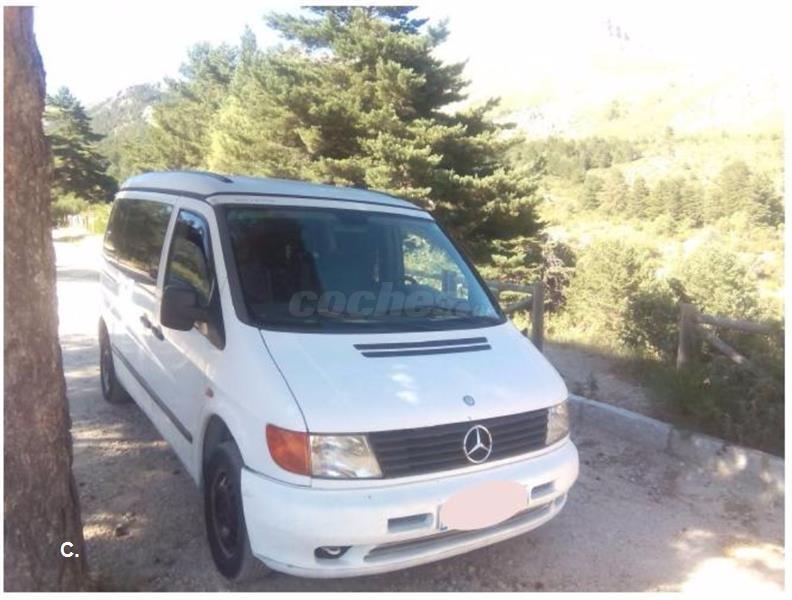 Camper Mercedes Vito Multivan Westfalia