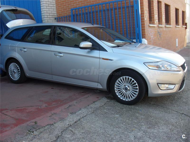 FORD Mondeo 1.8 TDCi 125 Econetic Sportbreak 5p.
