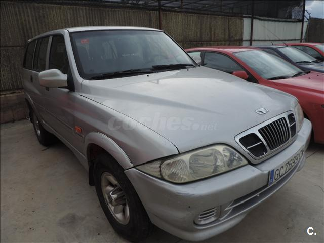 SSANGYONG Musso 2.3TDI LUX 5p.