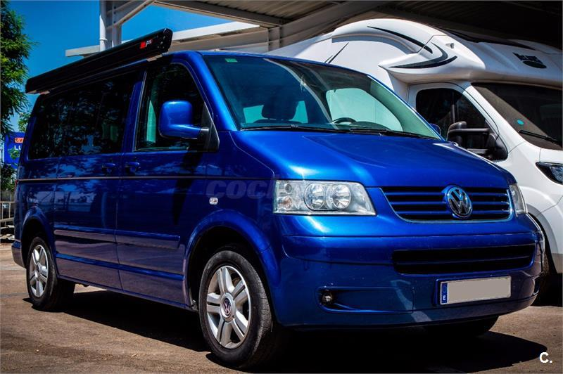 Autocaravana Segunda Mano Volkswagen Multivan