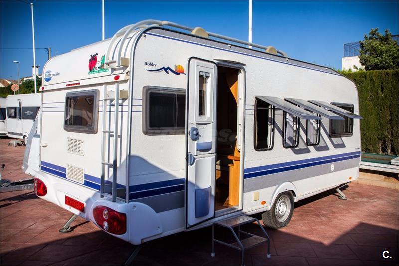 Caravana de ocasión Hobby 520 TMF Excelsior