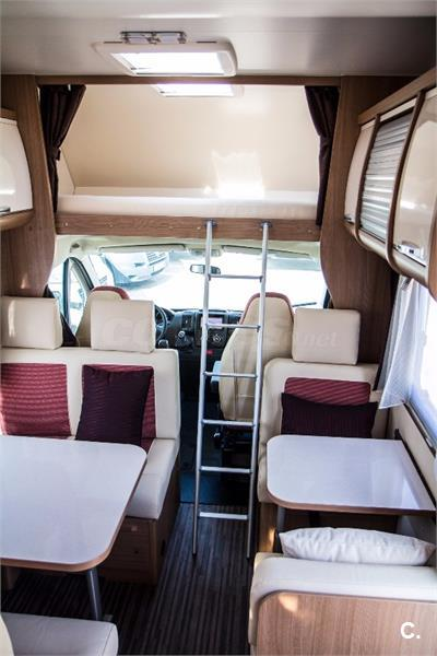 Autocaravana Segunda Mano Sun Living Lido A45 DK