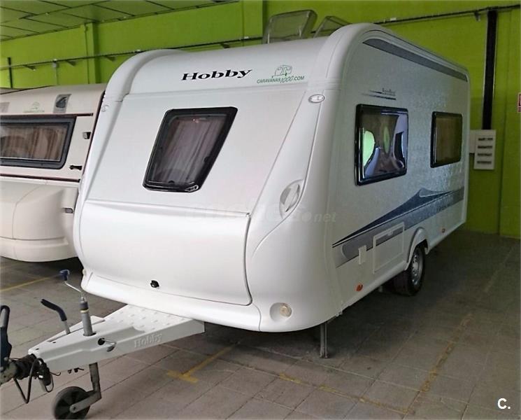 Caravana Hobby 410 sfe