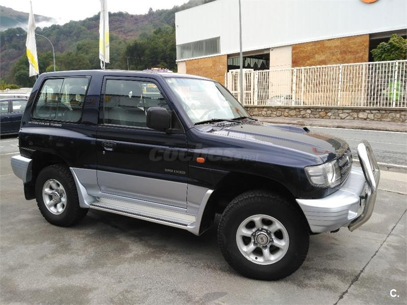 GALLOPER Super Exceed 2.5 TDi Confort 3p.