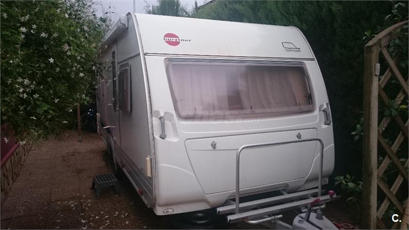 Caravana Butsner 455 TK nueva con todos los extras posibles