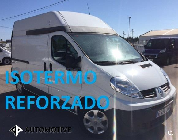 RENAULT RENAULT TRAFIC L1H2 ISOTERMO REFORZADO
