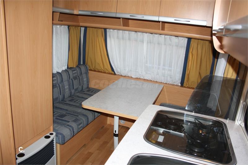 Caravana Knaus Sport 400 LK