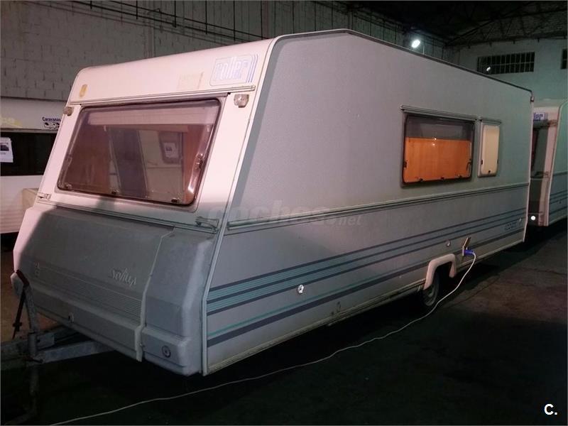 CARAVANA ROLLER SEVILLA 490