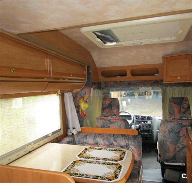 Autocaravanas RAPIDO sección 740-TBE completa