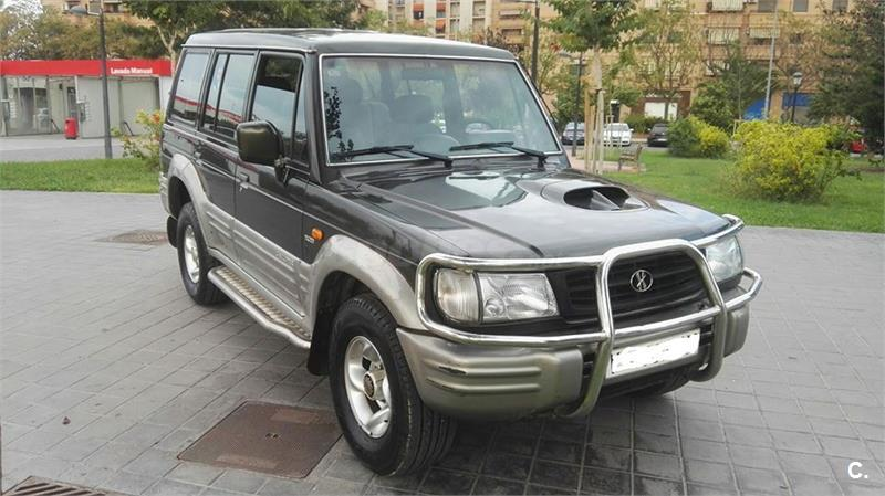 GALLOPER Super Exceed 2.5 TDi LX 5p.