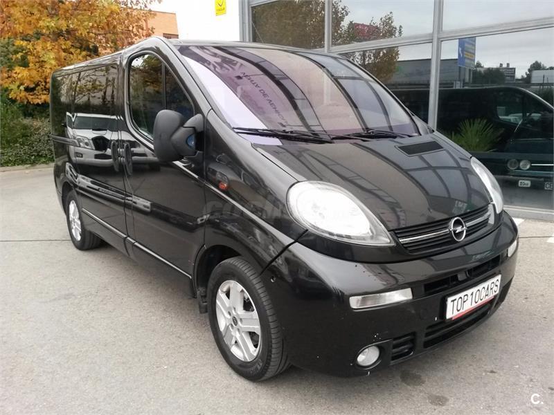 Opel Vivaro Life Westfalia 1.9 cdti
