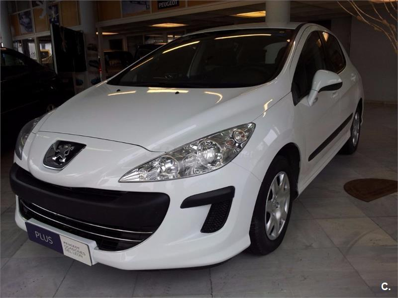 PEUGEOT 308 Confort 1.6 HDI 110 FAP 5 velocidades 5p.