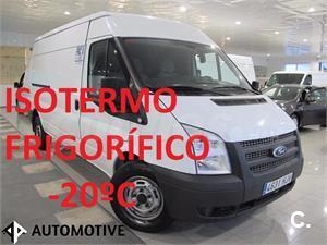 FORD TRANSIT 100T350 6V ISOTERMO FRIGORÍFICO -20ºC