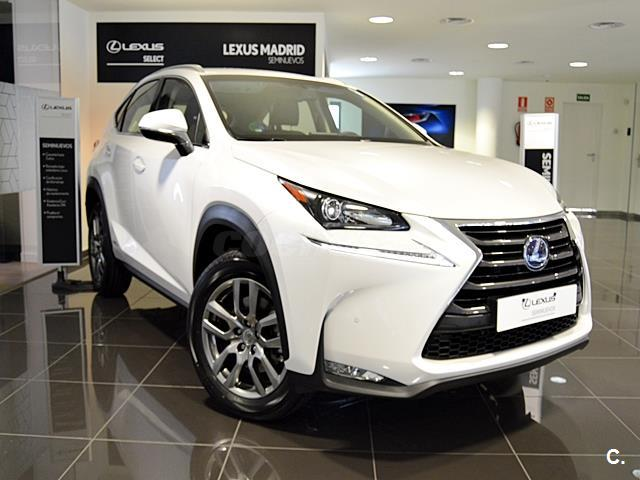 LEXUS NX 2.5 300h Executive 4WD Tecno Navibox 5p.
