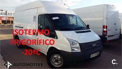 FORD TRANSIT 100T350 SOBREELEVADO ISOTERMO FRIGORÍFICO -20ºC