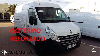 RENAULT MASTER 2.3 DCI L2H2 ISOTERMO REFORZADO