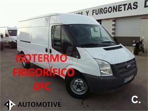 FORD TRANSIT 100T350L SOBREELEVADO ISOTERMO FRIGORÍFICO 0ºC