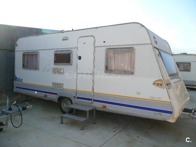 Caravana Burstner Fun 480 TK