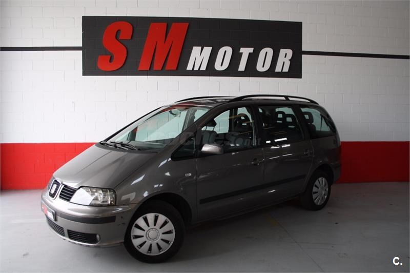 SEAT Alhambra 1.9 TDi 115CV Stella 5p.