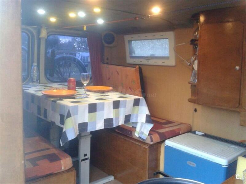 Camper autocaravana FORD - TRANSIT