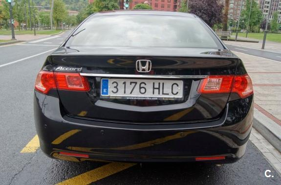 HONDA Accord 2.2 iDTEC 180 CV Luxury 4p.