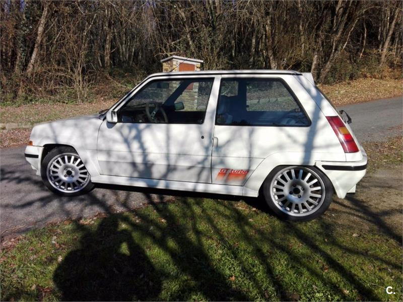 RENAULT R5 SUPERCINCO 1.4 GT TURBO 3p.