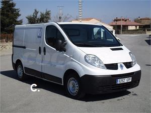RENAULT TRAFIC 2.0 DCI 6 VEL. ISOTERMO REFORZADO (IR)